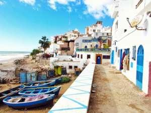 Taghazout Marokko surfvakantie