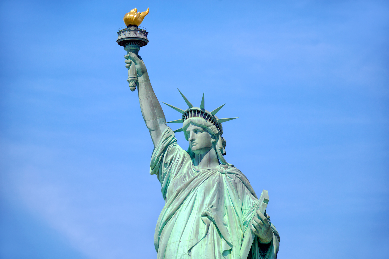 Statue of Liberty groepskorting